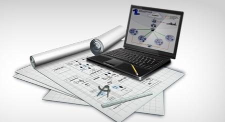 طراحی سایت شرکت مهندسی